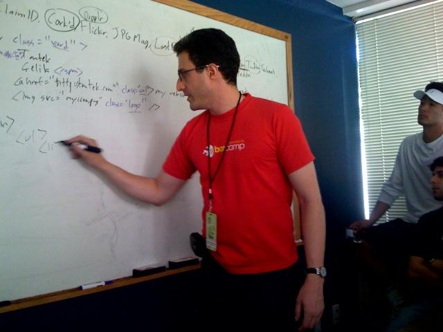 Tantek Celik talking about social network portabilty.