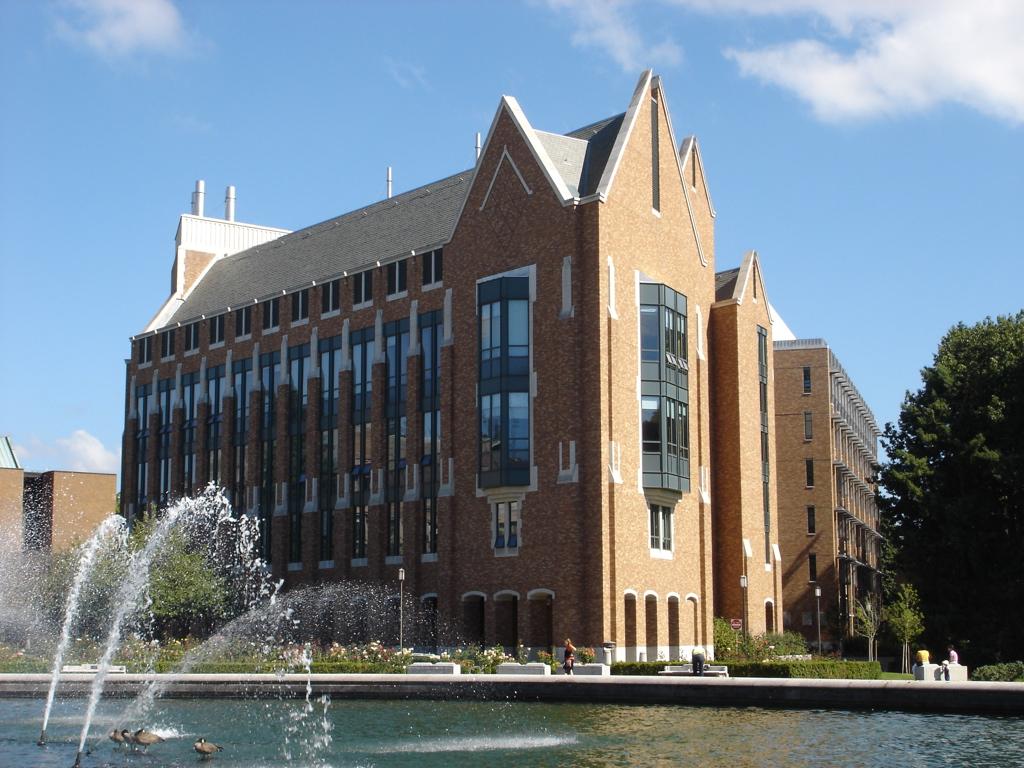 building on the University of Washington campus - Andy Reitz (blog)